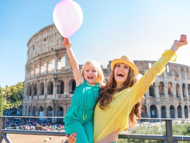 Top 5 activități cu copii în Roma - revista travelandbeauty.ro