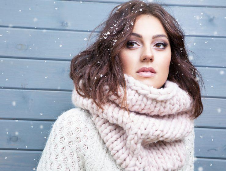 Sfaturi de îngrijire a părului, pe timpul iernii - RevistaMargot.ro