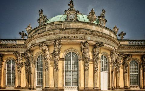 Sanssouci - reședința de vară a regilor pruși - travelandbeauty.ro