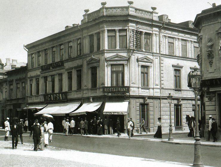 Casa Capșa - aromele trecutului de pe Calea Victoriei - travelandbeauty.ro