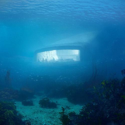Cel mai mare restaurant subacvatic, aproape finalizat - travelandbeauty.ro