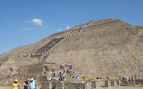 Obiective turistice, în apropierea capitalei Mexico City - travelandbeauty.ro