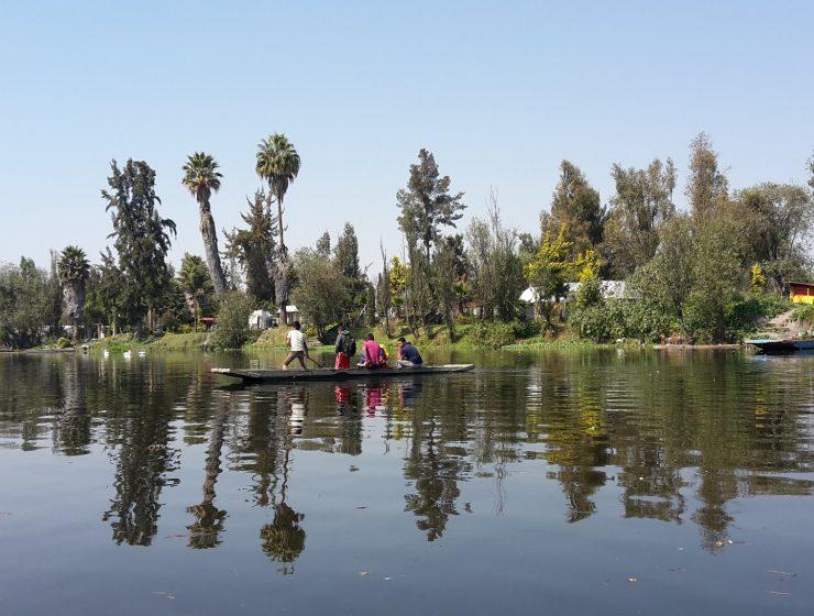 Xochimilco și Lucha Libre - travelandbeauty.ro
